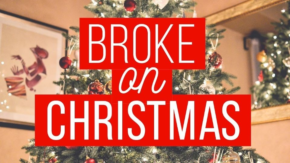 What to Do When You're Broke at Christmastime