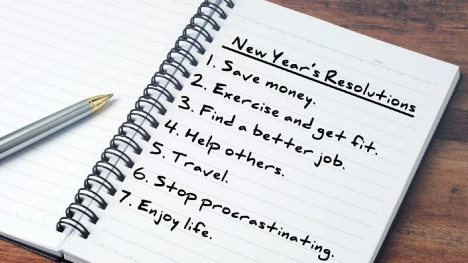 Do the Most Successful People Waste Time on New Year's Resolutions?