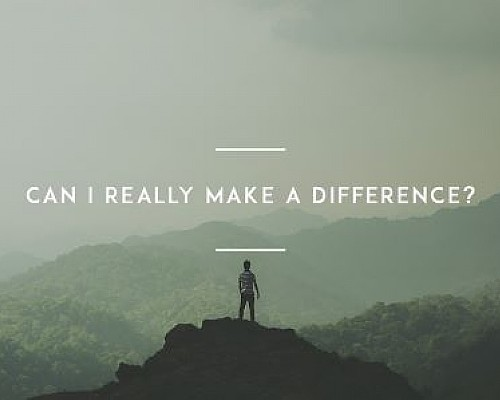 7 Ways to Make a Difference in the World